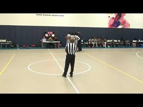 Eagle Academy Newark Varsity Basketball Qt.  4 vs Golda Och Academy 1-16-2020