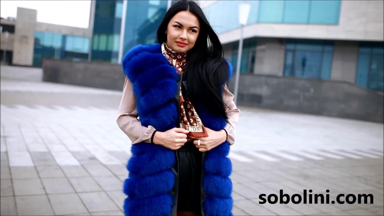 Сшить Меховое Болеро. (Sew Fur Bolero.) [Купить Меховое Пончо .