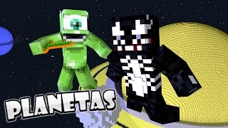 Ataque Alienígena - Minecraft Mods Solar System