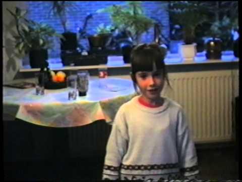 Nadja verjaardag 1994 deel 3