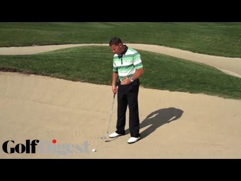 Set Up For Success In The Sand-The Best of Sean Foley-Golf Digest