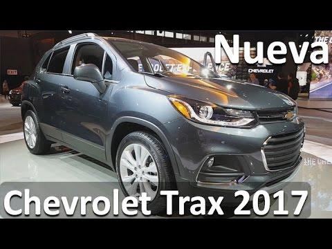 Chevrolet Tracker 2017 Consumo Precio Ficha Tcnica Y