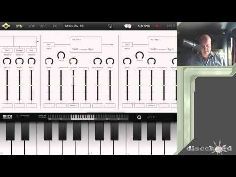 Let's Play with Tera Synth (Patch Design & Commentary)
