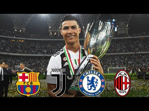Cristiano Ronaldo Top 5 Outstanding Final Performances