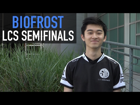 Biofrost on competing in Vancouver: 'I just hope that I can make my hometown proud'