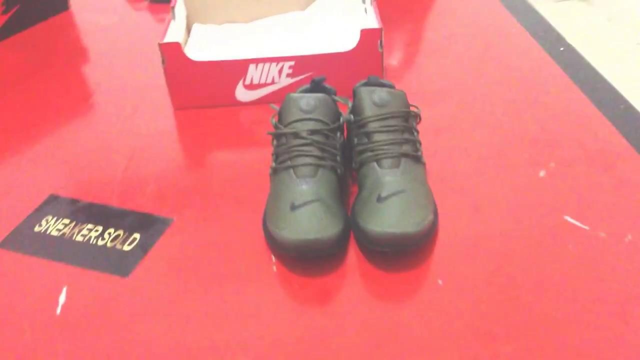 71607d1068f8 Nike Air Presto Low Utility
