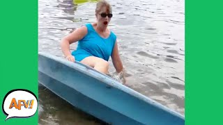 She's Going on a TIPPING TRIP! 😆 | Funny Fails | AFV 2020