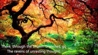 Loreena McKennitt - Two Trees  (Lyrics on Screen)