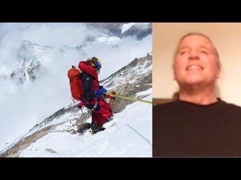 Blind auf dem Mount Everest – Interview mit Andy Holzer