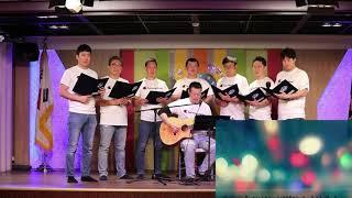 글로벌샤인유치원 20년도 졸업식 아빠공연 축하노래 코로…