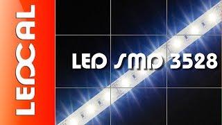 Подключение светодиодной ленты SMD3528 DC12V Connecting LED strip(Процесс подключения светодиодной ленты очень прост. В этом ролике мы научимся правильно разрезать светоди..., 2013-09-28T18:43:31.000Z)
