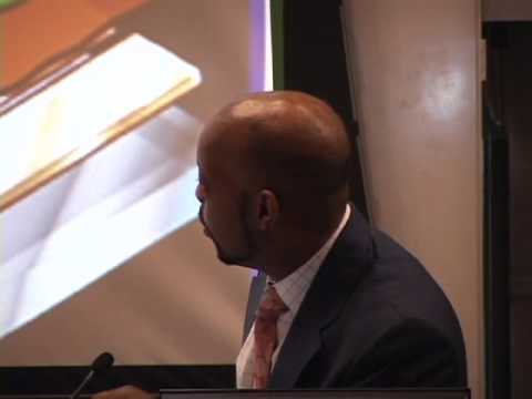 Emerging Energy Technologies - 2011 YCEI Annual Conference Kick-
