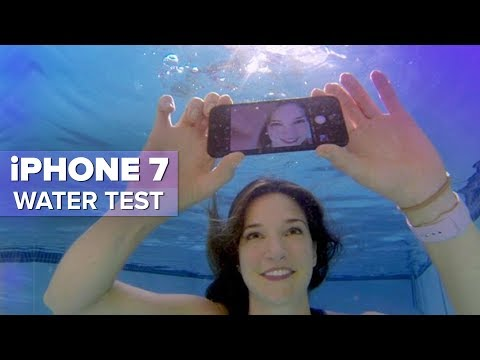 Did the iPhone 7 survive our water test?