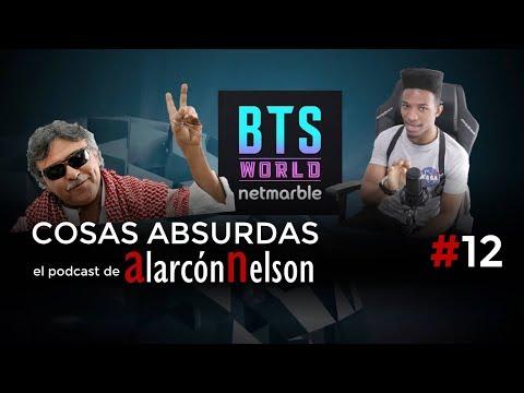 ▶ COSAS ABSURDAS #12 – Se voló Jesús Santrich - Caso Rafael Acosta - BTS World