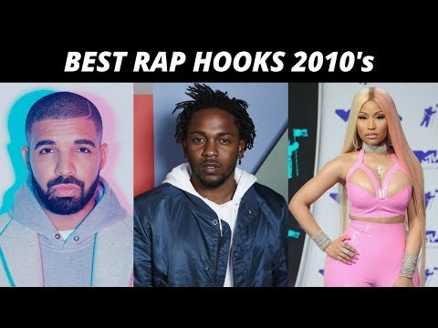 Best Rap Hooks Of The 2010's