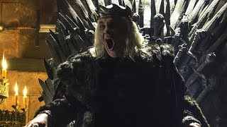 """Game of Thrones: 6x06   Jaime Lannister kills the Mad King   """"Burn Them All""""   Bran's Vision"""