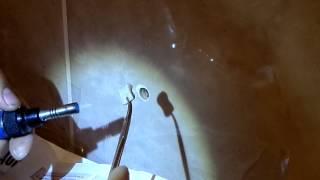 заделка пробитой полипропиленовой трубы за 30 секунд(, 2014-10-20T18:04:07.000Z)