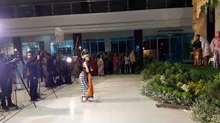Tari Karonsih (Hayya & Hilal), Sanggar Katawitan Dwija Laras SMPN 6 Kota Kediri (live gamelan), SLG.