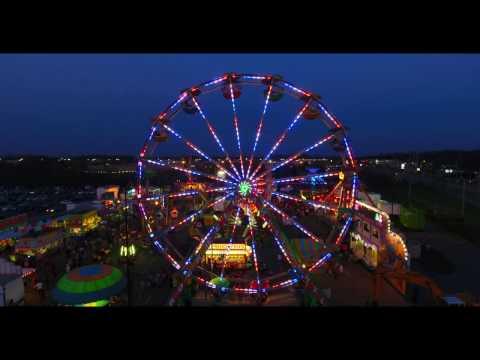 Seekonk Carnival Ferris Wheel