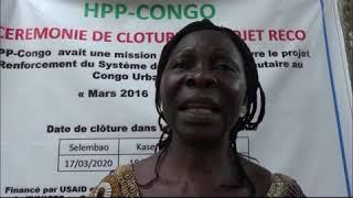 Clôture du projet RECO: les impressions de la représentante du Ministère de la Santé.