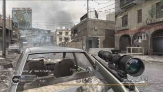 CoD4 - Crossfire 25-6 FFA - Gameplay/Commentary