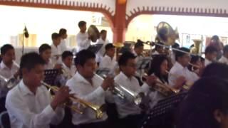 El Gato Montes (Pasodoble Torero) Banda Filarmónica del CECAM Intermedia Domingo de Concierto 2013