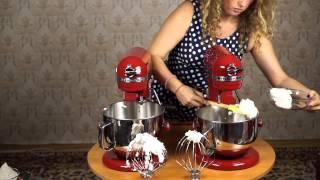 Сравнение миксеров KitchenAid Artisan 6.9 и Professional 5 Plus