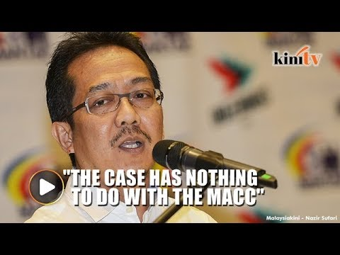 Deputy Minister: MACC chief's case has nothing to do with corruption