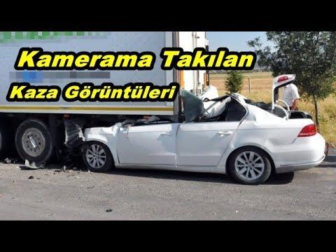 Ankara Trafik Kazaları 2017/ Bölüm 2 Kamerama Takılan Kazalar / Retron Bam Bam