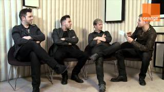 Westlife - Interview