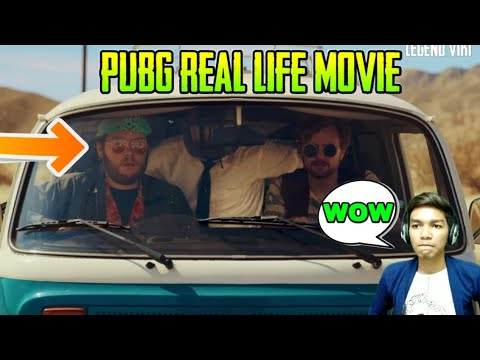 PUBG IN REAL LIFE ! BEST MOVIE EVER 🤩