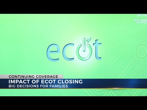 Court-appointed master will oversee assets and records of ECOT