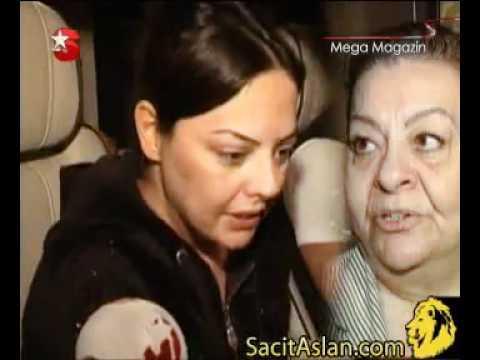 Ebru Gündeş   Annesinin Hastane Goruntusu