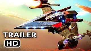 PS4 - Starlink: Battle for Atlas LEVI MCCRAY And SHAID Pilot Trailer (2018)
