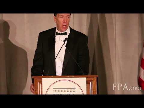 Under Secretary David Malpass-FPA Centennial Financial Services Dinner