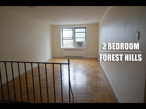 2 Bedroom apartment for rent in Forest Hills, Queens, NYC