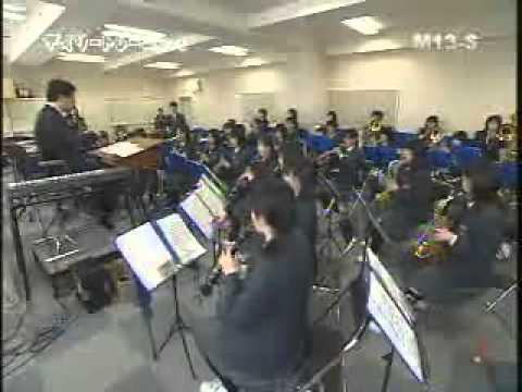 札幌市立厚別北中学校にみる吹奏...