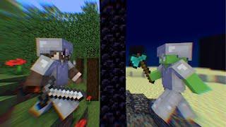Minecraft Speedrun Deathswap