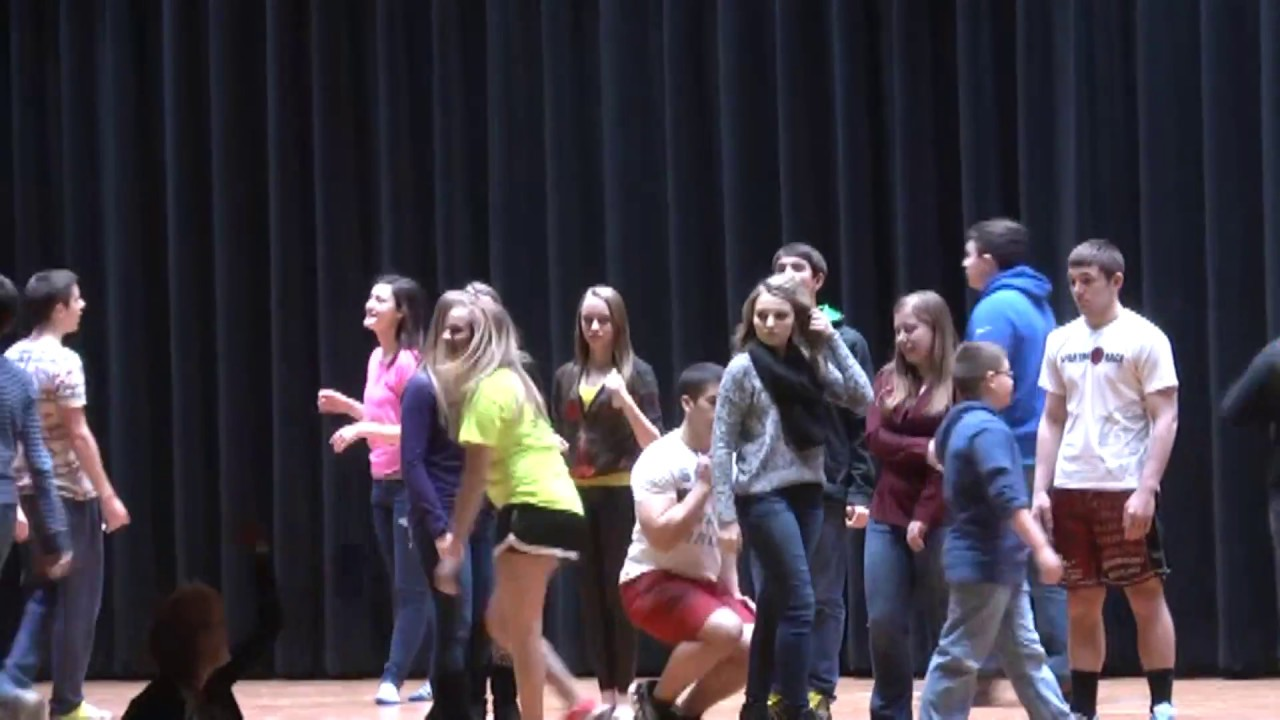 Meet the Cast - NAC  2-24-14