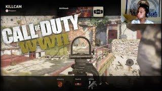 Call of Duty® WWII BETA!! PRIMERAS PARTIDAS!!