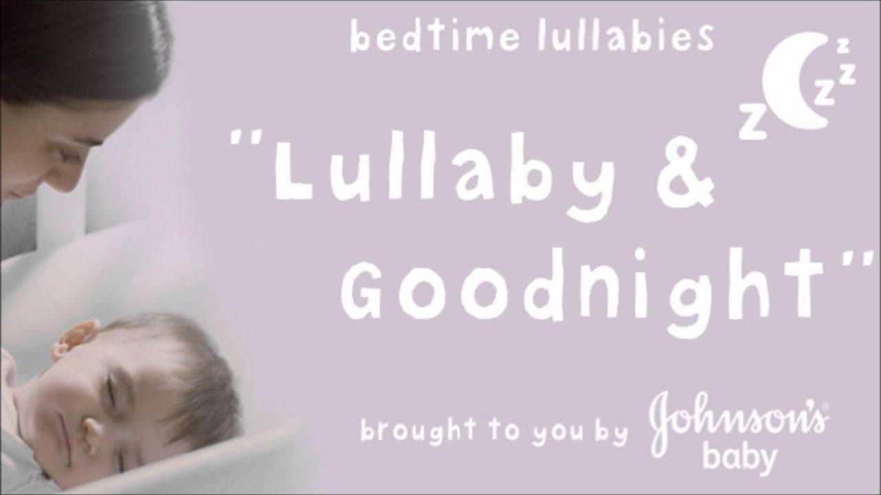 lullaby goodnight