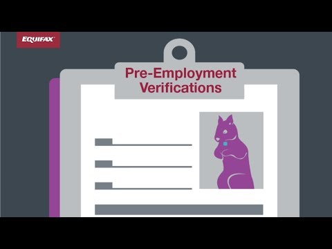 In Search of the Purple Squirrel: Why You Need to Use Pre-Employment Verificiations