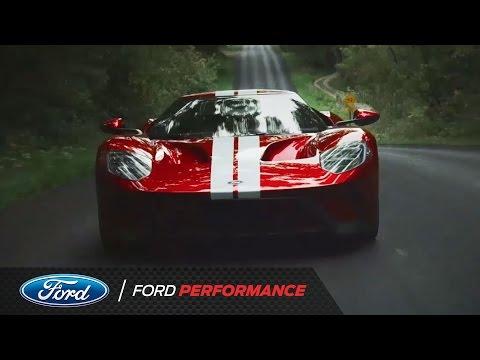Ford GT: Digitales Zehn-Zoll-Instrumenten-Display gibt einen Vorgeschmack auf den Armaturenträger der Zukunft