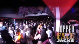 Copper Face Jacks Nightclub Dublin with DJ ALLI B