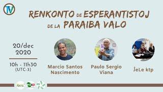 Renkonto de Esperantistoj de la Paraiba Valo