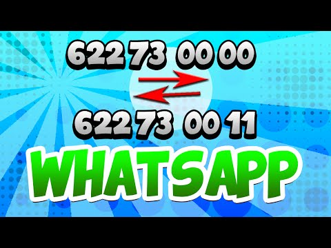 Cambiar número de Whatsapp sin perder contactos