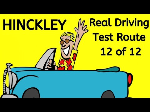 hinckley-driving-test-route---2020---real-test-route---full-commentary