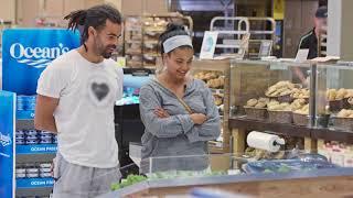 Ocean's Talking Tuna Supermarket Surprise 80s