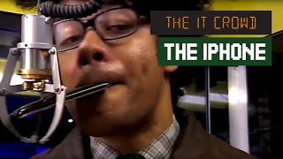 Moss & the iPhone The IT Crowd | Series 4 episode 4 Italian For Beginners