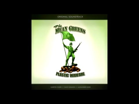 The Mean Greens (Official Soundtrack)